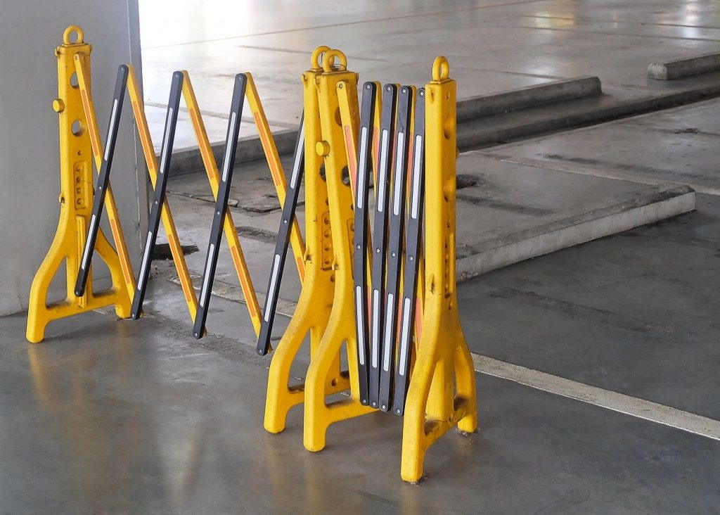 Safety Barricade
