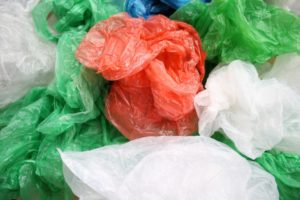 disposable plastic bags
