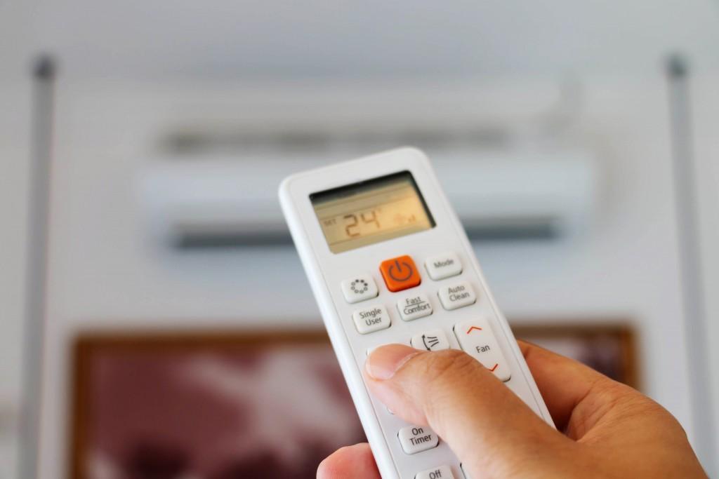 air condition remote